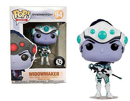 Overwatch Widowmaker Exclusive Funko Pop Vinyl Figure