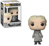 GAME OF THRONES – DAENERYS TARGARYEN WHITE COAT – FUNKO POP! VINYL FIGURE