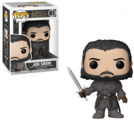 GAME OF THRONES – JON SNOW BEYOND THE WALL – FUNKO POP! VINYL FIGURE
