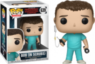 STRANGER THINGS – BOB IN SCRUBS – FUNKO POP! VINYL FIGURE
