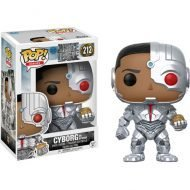 JUSTICE LEAGUE - CYBORG WITH MOTHER BOX - FUNKO POP! VINYL FIGURE