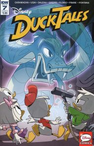 Ducktales Vol 4 #7 Marco Ghiglione Variant Cover