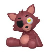 FIVE NIGHTS AT FREDDY'S - ACTION VINYL FIGURE ZOMBIE FOXY PIRATE