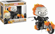 MARVEL – CLASSIC GHOST RIDER – FUNKO POP RIDE! VINYL FIGURE