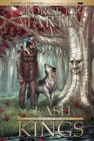 Game Of Thrones: Clash Of Kings #9 Mike Miller Regular Cover