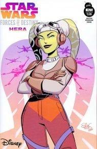 Star Wars Adventures - Forces Of Destiny: Hera #1 Elsa Charretier Variant Cover