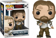 STRANGER THINGS – HOPPER IN VINES – FUNKO POP! VINYL FIGURE