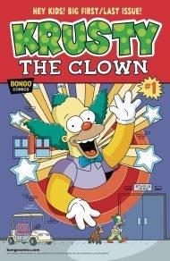 Krusty The Clown One Shot