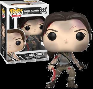 Tomb Raider Lara Croft Funko Pop Vinyl Figure Pop