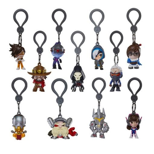 OVERWATCH BACKPACK HANGERS MYSTERY BAGS