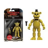 FIVE NIGHTS AT FREDDY'S - GOLDEN FREDDY - FUNKO ACTION FIGURE