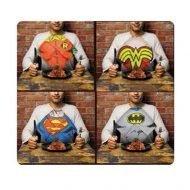 DC COMICS - DRESS UP NAPKINS