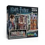 HARRY POTTER - DIAGON ALLEY 3D PUZZLE