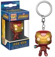 MARVEL – IRON MAN – FUNKO KEYCHAIN VINYL FIGURE