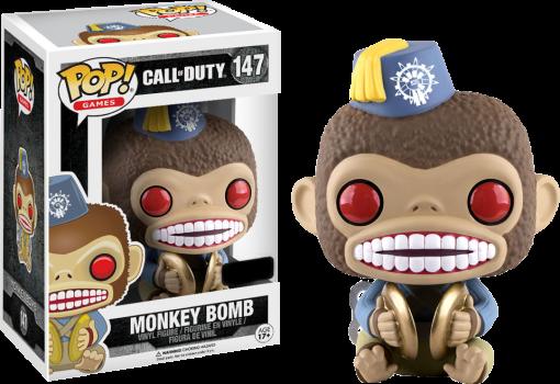 CALL OF DUTY - MONKEY BOMB – FUNKO POP! VINYL FIGURE