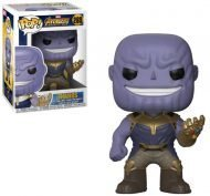 MARVEL - AVENGERS INFINITY WAR – THANOS – FUNKO POP! VINYL FIGURE