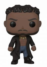 BLACK PANTHER – ERIK KILLMONGER WITH SCARS – FUNKO POP! VINYL FIGURE