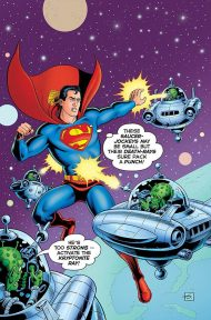 Action Comics Vol 2 #1000 Variant Dave Gibbons 1950's Variant Cover (Cover D)