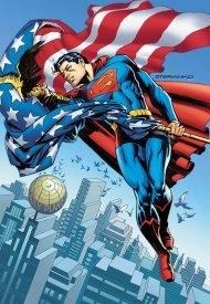 Action Comics Vol 2 #1000 Jim Steranko 1970's Variant Cover (Cover F)