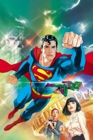 Action Comics Vol 2 #1000 Joshua Middleton 1980's Variant Cover (Cover G)