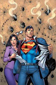 Action Comics Vol 2 #1000 Dan Jurgens 1990's Variant Cover (Cover H)