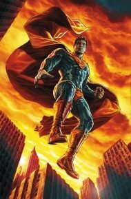 Action Comics Vol 2 #1000 Lee Bermejo 2000's Variant Cover (Cover I)