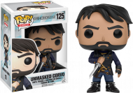 DISHONNORED 2 - UNMASKED CORVO - FUNKO POP! VINYL FIGURE