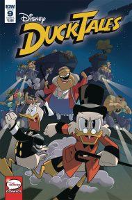 Ducktales Vol 4 #9 Marco Ghiglione Regular Cover