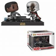 STAR WARS – MOVIE MOMENTS FINN VS. CAPTAIN PHASMA 2-PACK – FUNKO POP! VINYL FIGURE