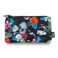 STAR WARS - COIN/COSMETIC BAG - FLORAL PRINT