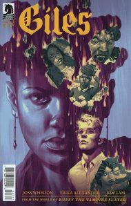 Buffy: The Vampire Slayer Season 11 Giles #3 Steve Morris Regular Cover