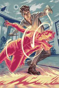 Buffy: The Vampire Slayer Season 11 Giles #4 Steve Morris Regular Cover