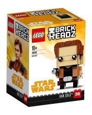 LEGO BRICKHEADZ - STAR WARS SOLO - HAN SOLO