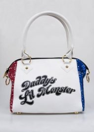 SUICIDE SQUAD - HAND BAG - DADDY'S LIL MONSTER