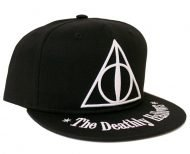 HARRY POTTER - BACK CAP - DEATHLY HALLOWS