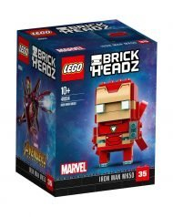LEGO BRICKHEADZ - INFINITY WAR - IRON MAN