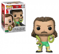 WWE - JAKE THE SNAKE - FUNKO POP! VINYL FIGURE