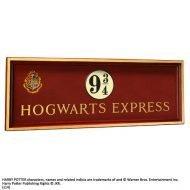 HARRY POTTER - WALL PLAQUE - HOGWARTS EXPRESS