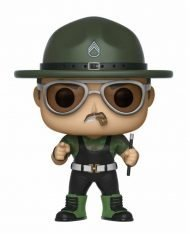 WWE – SGT. SLAUGHTER – FUNKO POP! VINYL FIGURE