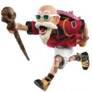 BANPRESTO – DRAGON BALL – MASTER ROSHI TROPICAL COLOR PVC STATUE 12 CM