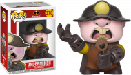 INCREDIBLES 2 – UNDERMINER – FUNKO POP! VINYL FIGURE