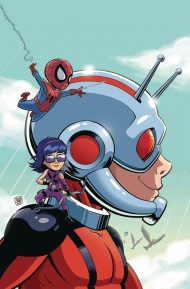 Marvel Super Hero Adventures: Webs And Arrows And Ants Oh My #1