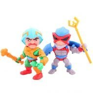 MASTERS OF THE UNIVERSE - STRATOS & MAN-AT-ARMS 2-PACK SDCC 2016 ACTION FIGURE