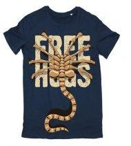 ALIEN - FREE HUGS – SIZE L