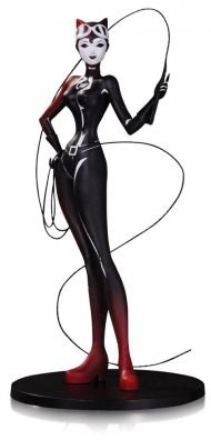 DC ARTISTS ALLEY - CATWOMAN BY SHO MURASE - PVC STATUE 17 CM