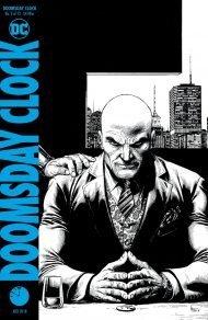 Doomsday Clock #2 Gary Frank Variant Cover - 2nd Ptg