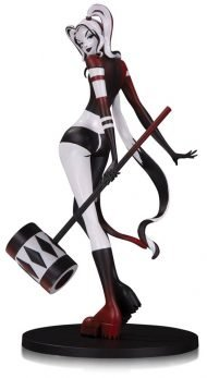 DC ARTISTS ALLEY - HARLEY QUINN BY SHO MURASE - PVC STATUE 17 CM