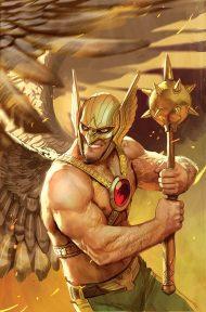 Hawkman Vol 5 #1 Stjepan Sejic Variant Cover