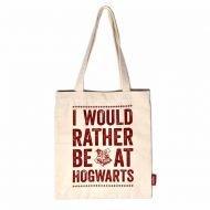 HARRY POTTER - SHOPPING BAG - HOGWARTS SLOGAN
