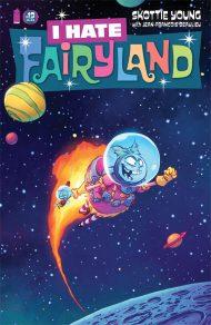 I Hate Fairyland #19 Skottie Young Regular Cover